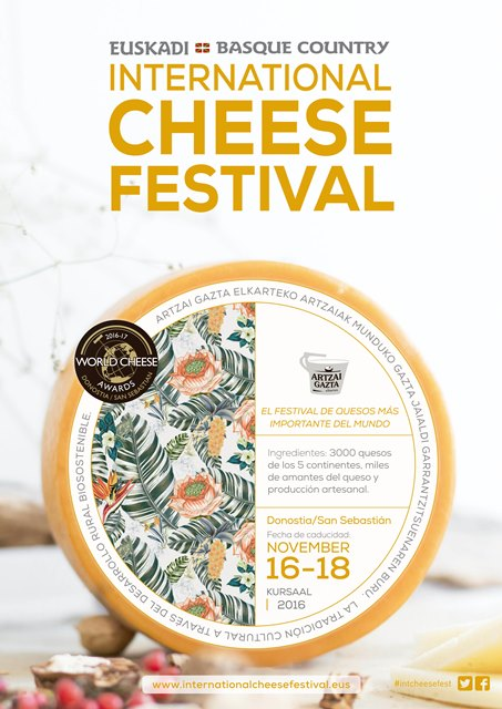 World Cheese Awards 2016
