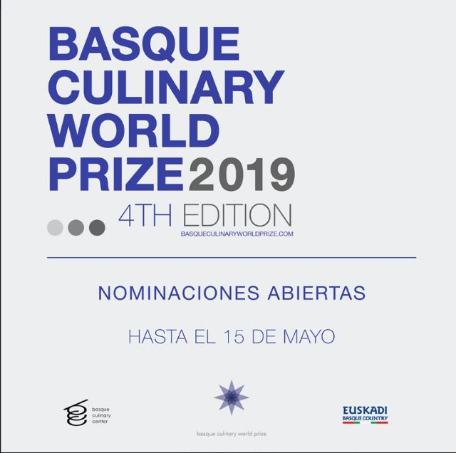 Basque Culinary World Prize 2019